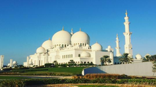 Jak dojechać do Abu Dhabi?