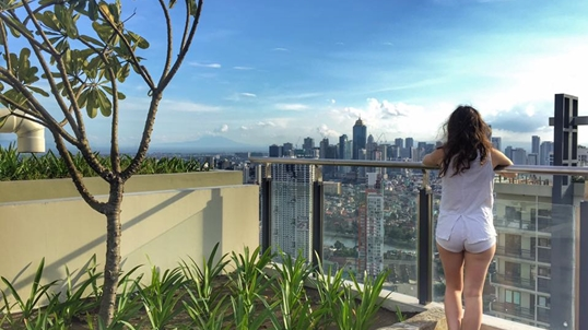 Manila – czyli jak przywitaliśmy raj
