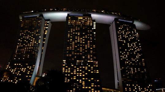 singapur w jeden dzień